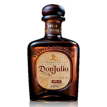 Picture of DON JULIO TEQUILA ANEJO 40% 750ML