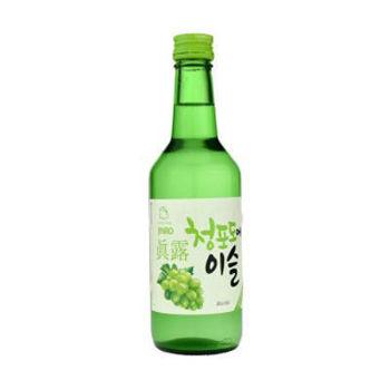 Picture of Jinro Green Grape 360ml korean Soju.