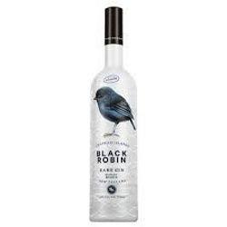 BLACK ROBIN RARE GIN 43% 700ML