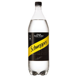 Picture of Schweppes Classic Soda WITH A TWIST Water 1.5 LITRE