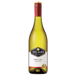 Picture of Selaks Pinot Gris 750ml