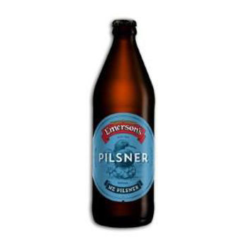 Picture of EMERSONS PILSNER 500ML BOTTLE