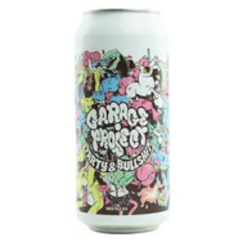 Picture of GARAGE PROJECT PARTY & BULLSHIT 440ML CANS 24 PACK