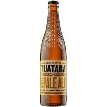 Picture of TUATARA INDIAN PALE ALE 500ML BOTTLE