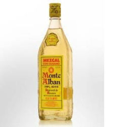 Picture of Monte Alban Mezcal Tequila Worm 700ML