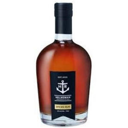 Picture of HELMSMAN SPICED RUM 750ML