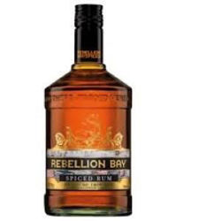 Picture of REBELLION SPICED RUM 700ML
