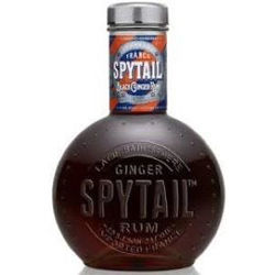 Picture of SPYTAIL BLK GINGER RUM 750ML