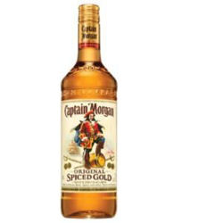 Picture of CAPTAIN MORGAN SPICED GOLD RUM 1000ML