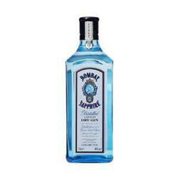 Picture of Bombay Sapphire 1000ML 40% ABV