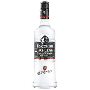 Picture of RUSSIAN STANDARD Vodka 1000ML