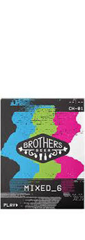Picture of BROTHERS BEER MIXED 6 PACK