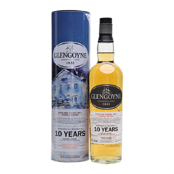 Picture of Glengoyne 10 years whisky 700ml ABV 40%