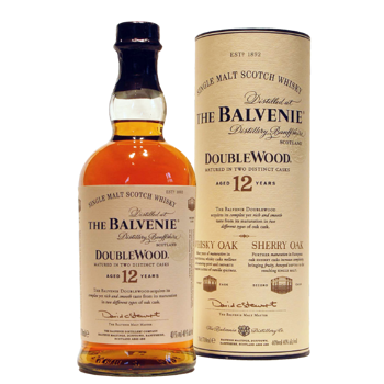 Picture of Balvenie 12yr Double Wood 700ml ABV 40%