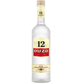 Picture of Ouzo 12 40% 700ml