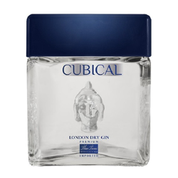 Picture of Cubical London Dry Gin 700ml ABV 40%