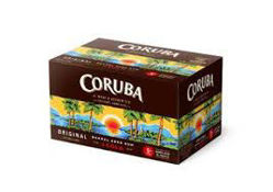 Picture of CORUBA AND COLA 7%  250ML 12PK Cans