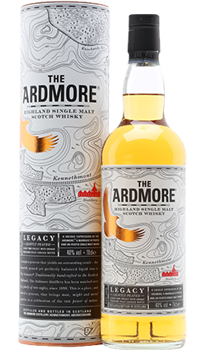 Picture of ARDMORE 40% LEGACY HIGHLAND SINGLE MALT 700ML