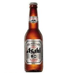 Picture of ASAHI SUPER DRY 12 PACK BOTTLES 330ML