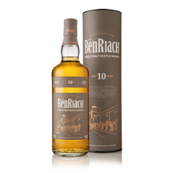 Picture of BenRiach 10yr Scotch Whisky 700ml ABV 43%