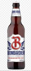 Picture of BOMBARDIER PREMIUM BRITISH ALE 5.2% 500ML 12PK BTLS (CLEARANCE EXP. 02/10/2020)