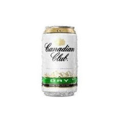 Picture of CANDIAN CLUB DRY 330ML CANS 10 PACK