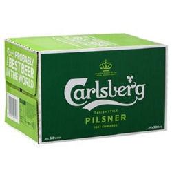 Picture of Carlsberg 24 PACK Bottles 330ml