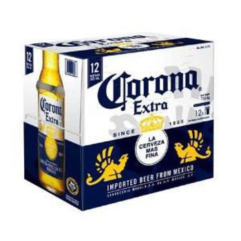 Picture of Corona Extra 12 Pack Bottles 330ml