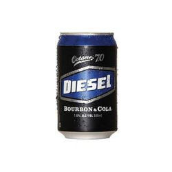 Picture of DIESEL BOURBON & COLA 320ML CANS 24 PACK