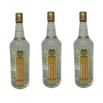 Picture of DUSCHKA GOLDEN KIWI FRUIT VODKA 1L 37.2%- Bundle of 3