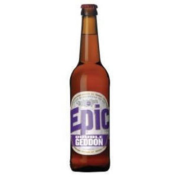 Picture of EPIC DOUBLEGEDDON IPA 500ML BOTTLE