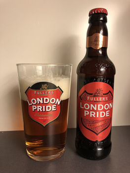 Picture of FULLERS LONDON PRIDE 4.7% 500ML 12PK BOTTLE (CLEARANCE EXPIRED)