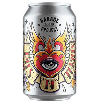 Picture of GARAGE PROJECT PILLS & THRILLS PARTY & 330ML CANS 24 PACK