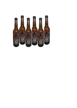 Picture of HEMP MAPLE BEER NZ 6PK 500ML BTLS (EXPIRED/CLEARANCE)