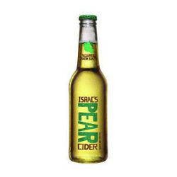 Picture of ISAACS PEAR CIDER 12 PACK 330ML BOTTLES