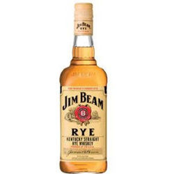 Picture of JIM BEAM RYE 1000ML 40% ABV