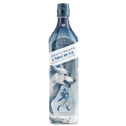 Picture of Johnnie Walker A Song of Ice GOT Edition 700ml ABV 40.2%