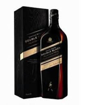 Picture of JOHNNIE WALKER DOUBLE BLACK 700ML 40%