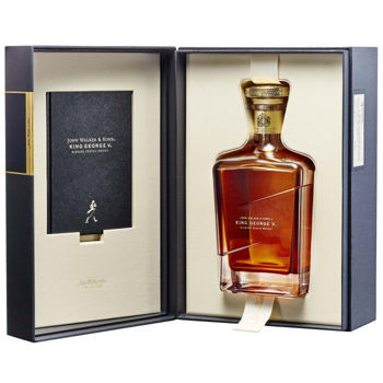 Picture of Johnnie Walker King George V  43% 750ml