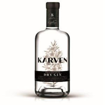 Picture of KARVEN DRY GIN 700ML