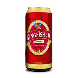 Picture of KINGFISHER 7.2% BIG 500ML CANS 6PK