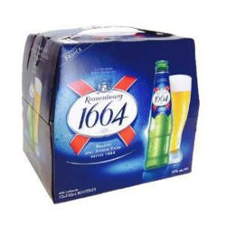 Picture of Kronenbourg 12 Pack Bottles 330ml