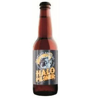 Picture of LIBERTY HALO PILSNER 330ML BOTTLES 6 PACK