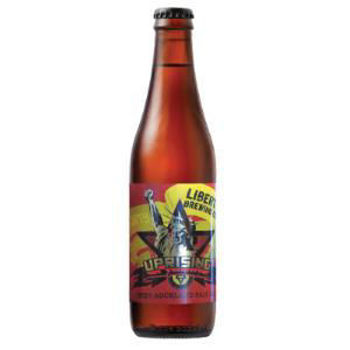 Picture of LIBERTY UPRISING ALE 330ML BOTTLES 6 PACK