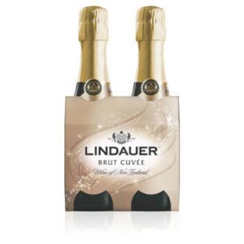 Picture of LINDAUER BRUT CUVEE 4PK 200ML