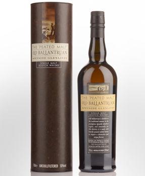 Picture of Old Ballantruan Peated 50% 700ML