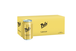 Picture of PALS GIN LEMON, CUCUMBER AND SODA 5.0% 10Pk 330ML CANS