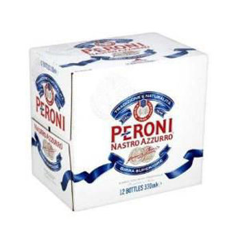 Picture of Peroni 12 Pack Bottles 330ml