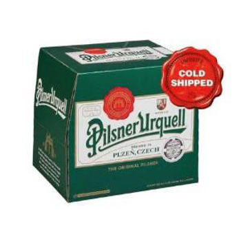 Picture of Pilsner Urquell 12 Pack Bottles 330ml