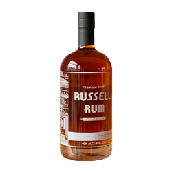 Picture of Russell Rum Lightly Spiced 700ml ABV 40%